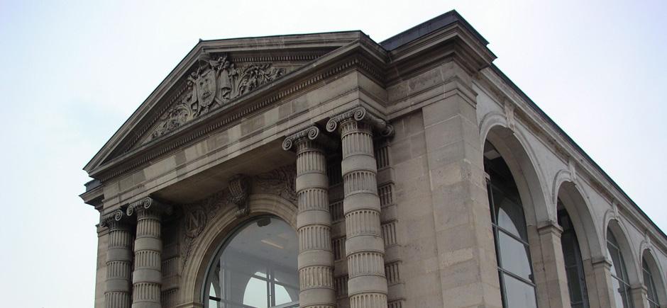 Musée Du Jeu De Paume, Paris