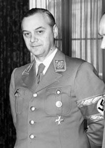 Alfred Rosenberg in Berlin
