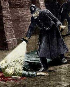 Jack the Ripper Scene