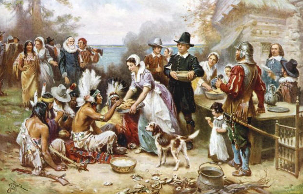 Thanksgiving: Puritans, Pilgrims, and Sexual Obsession